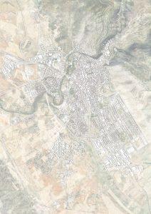 Cuenca en un mapa