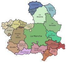 Construcción territorial del Estado Español