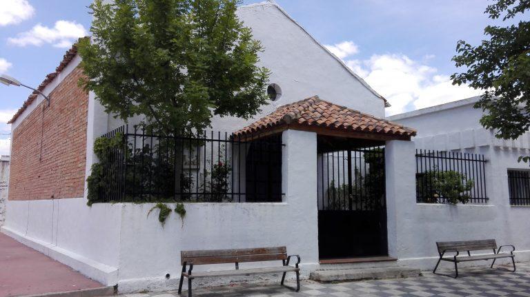 La capilla de Fátima, al amparo de la virgen