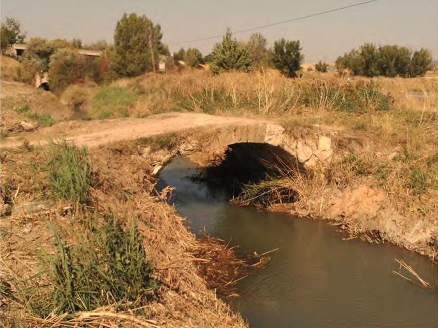 Conservar o restaurar: el Puente de La Melgosa
