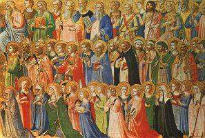 La fiesta de Todos los Santos