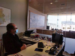 Entrevista a Santiago Langreo Valverde