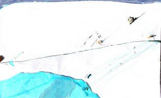 Pintando sueños en la hoz profunda