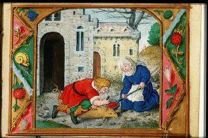 La matanza del gorrino
