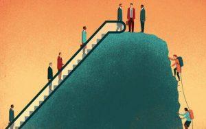 Desigualdad e involución