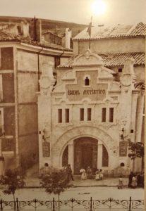 Hace cien años ya había cine en Cuenca