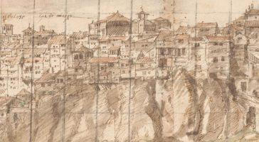 Arquitectura y poder en las vistas conquenses de Van den Wyngaerde