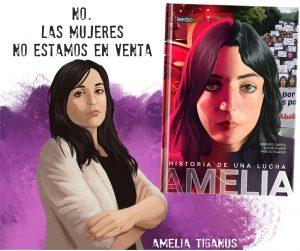 Cómic 'AMELIA. Historia de una lucha'
