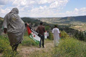 La Marcha por la Libertad del Pueblo Saharaui deja huella en la provincia de Cuenca